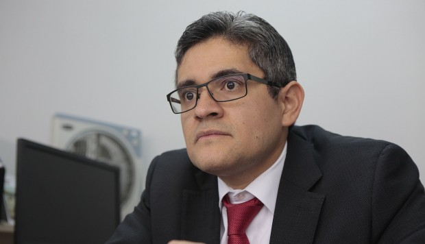 "Fiscal Pérez: ""Impacta conocer que Alan García pretendió atentar contra mi vida"" (RPP)"
