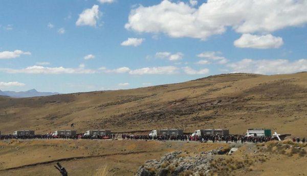 Conflicto de intereses: La PNP recomienda la prórroga del estado de emergencia en el corredor vial sur