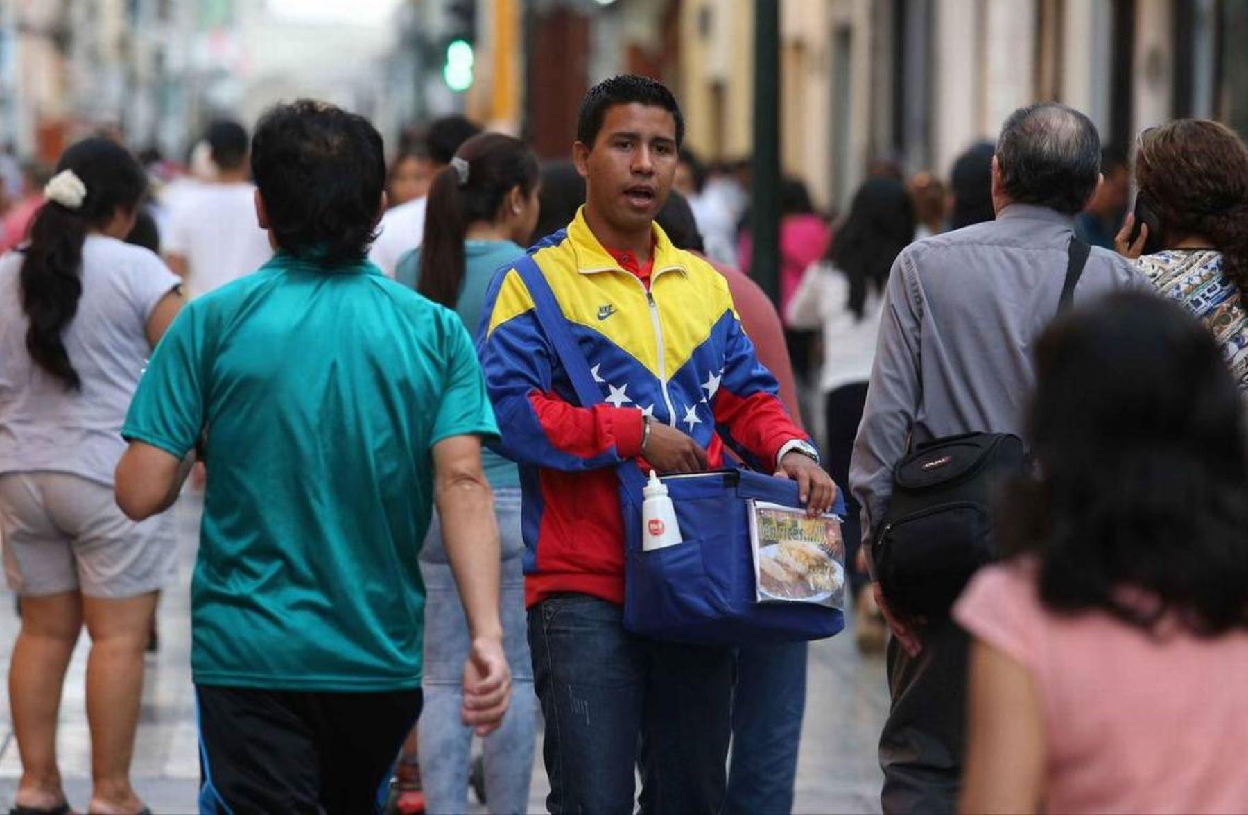 Situación de los migrantes venezolanos durante la pandemia