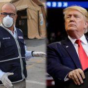 """Víctor Zamora: """"Trump se ha comprado todas las pruebas moleculares"""" (Expreso)"""