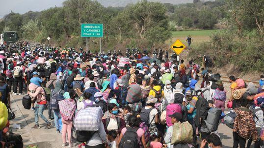 Los retornantes: ¿por qué existe un éxodo de migrantes internos ...