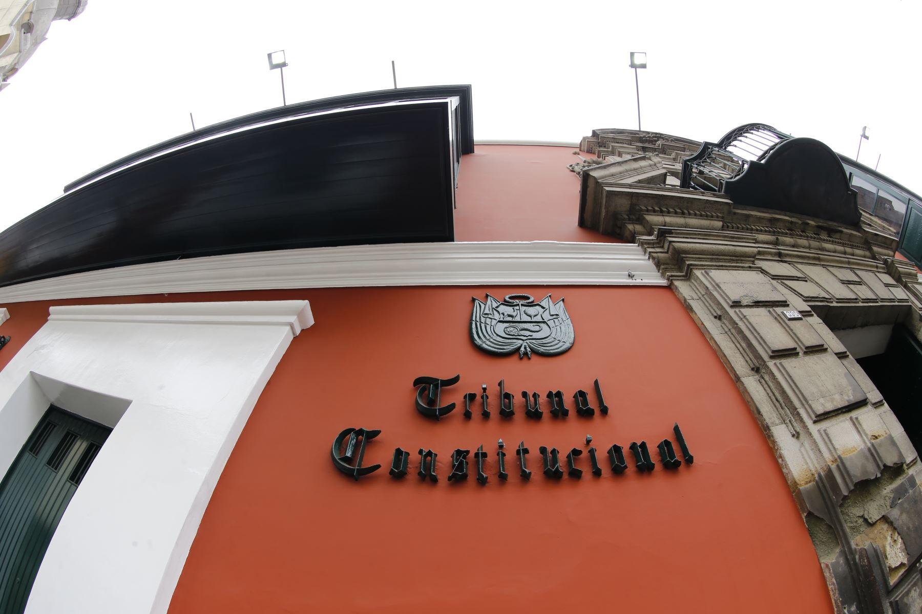 Tribunal Constitucional declara inconstitucional la situación de los penales