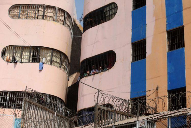 INPE ha ejecutado solo el 10.8% del presupuesto para prevenir el COVID-19 en los penales, según Contraloría