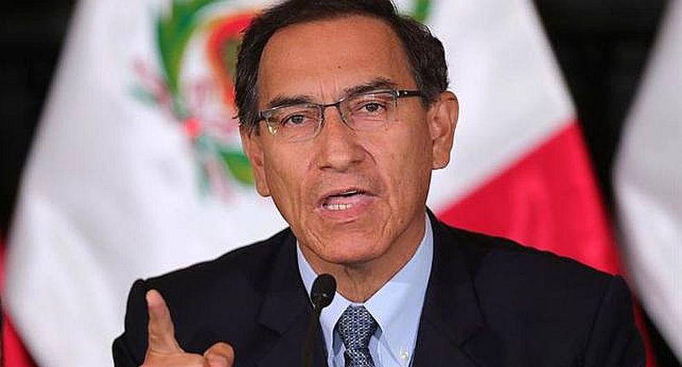 """Martín Vizcarra respondió indirectamente a IDL-Reporteros: """"Si no hubiésemos tomado las decisiones que conocen, el daño sería mayor"""" (El Trome)"""