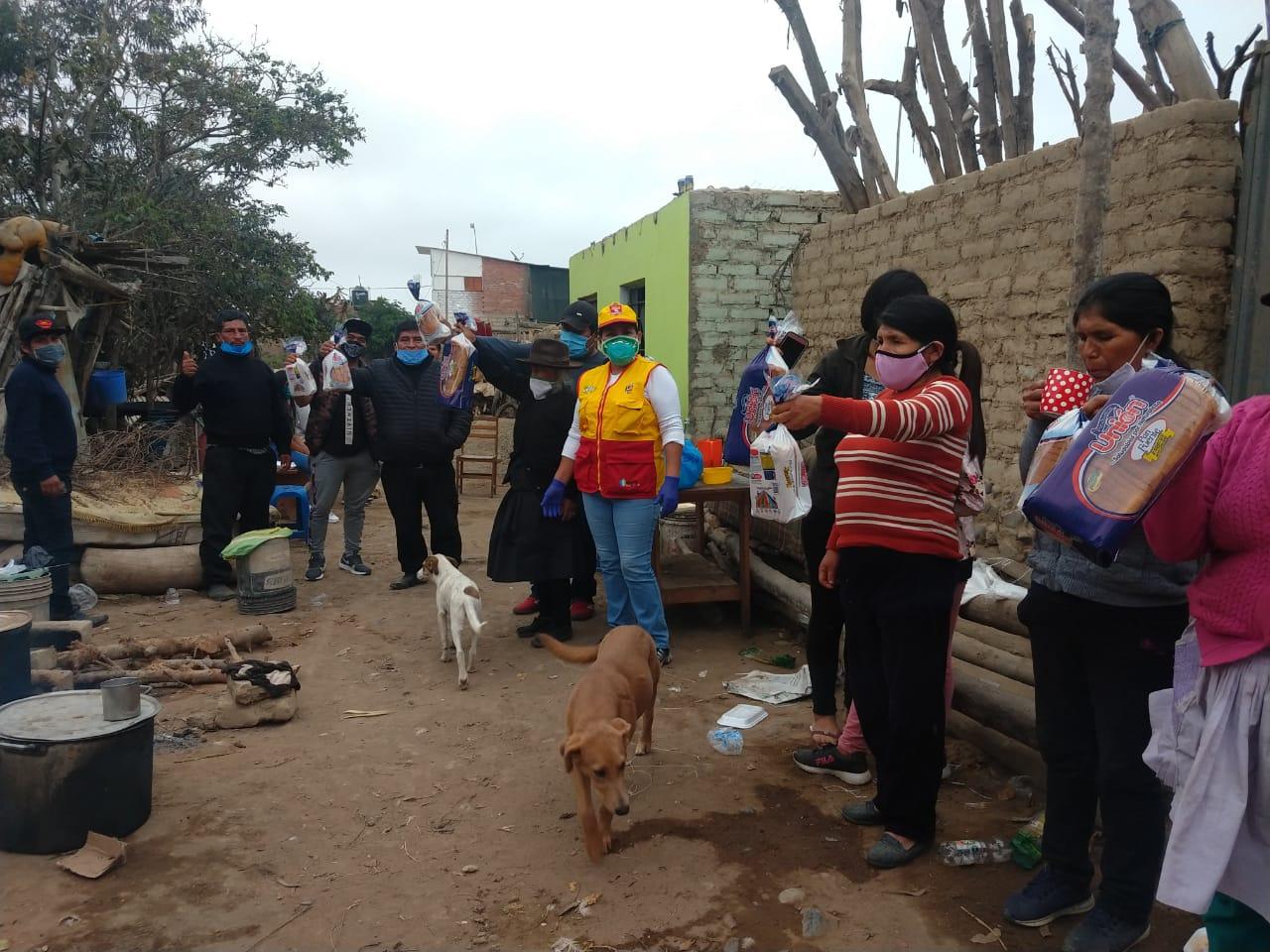 Juntas vecinales de Cañete asumen responsabilidades ante inacción de alcaldes municipales