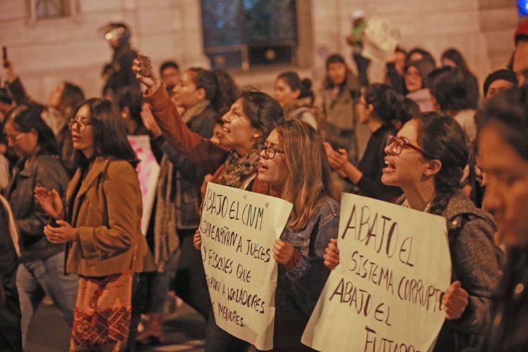Ahí están las togas: recuento de una lucha contra la corrupción de la justicia en el Perú