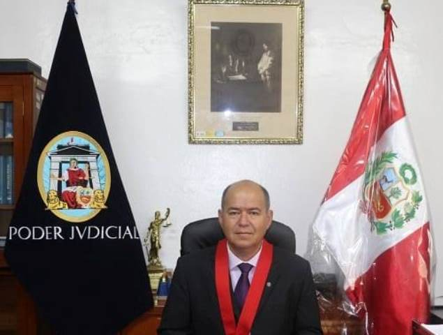 Acusan al presidente de la Corte Superior de Amazonas por incumplir disposiciones de la emergencia sanitaria
