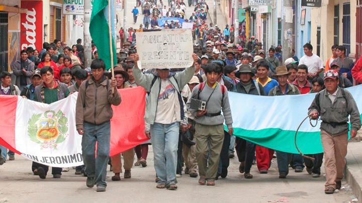 Tribunal Constitucional reconoce por primera vez el derecho fundamental a la protesta