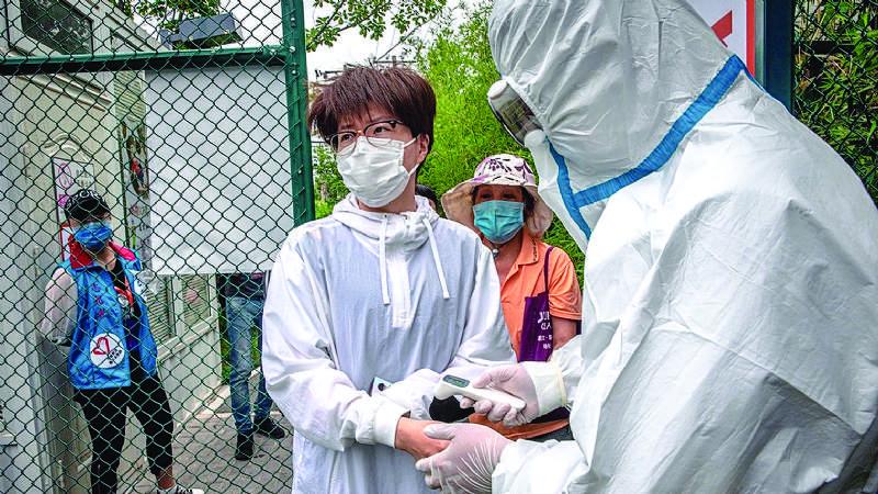 Empresa china arranca la fase 3 de vacuna en Emiratos Árabes